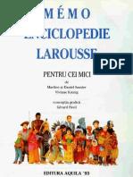 Enciclopedie LAROUSSE - Pentru Copii