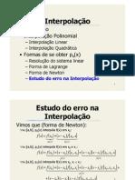 5_Interpolacao_3_ErrosInterpolação