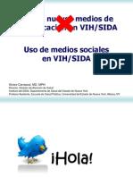 Uso de Medios de Comunicacion en Vih Sida