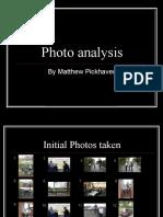 Photo Analysis