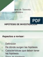 _Hipótesis