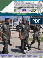 Companhia de Engenharia de Força de Paz – Haiti – Informativo N° 83 da BRAENGCOY