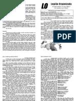 Décima Sexta Edição do Jornal da LO