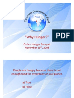 CDF Presentation - Why Hunger 11.19.2009 Vfinal
