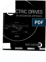 ELECTRIC DRIVES [NED MOHAN 2001 -(Scanned) 470pág]