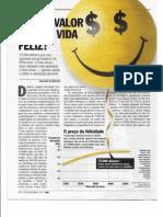 Qual o Valor de Uma Vida Feliz (VEJA-15Set2010)