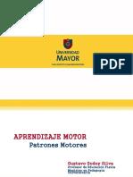 Clase 2 - AP. Motor y Patrones Motores