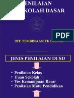 Penilaian SD_2008