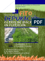 Manual de Fito Depuración, Filtros de Nacrofitas en Flotación, Capítulos 1 a 2