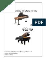 A História do Piano