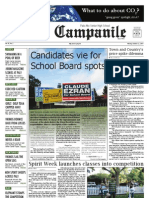 The Campanile (Vol 90, Ed  2), published Oct 22, 2007