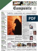 The Campanile (Vol 90, Ed  3), published Nov 19, 2007