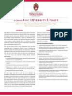 Strategic Diversity Update Spring 2011