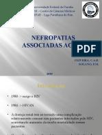 Nefropatia associado ao HIV