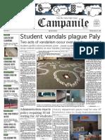 The Campanile (Vol 90, Ed 5) published Jan 28, 2008