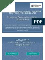 pedagogia comunitaria