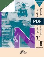 TALLER DE DISEÑO DE PROPUESTAS DIDÁCTICAS  Y ANÁLISIS DEL TRABAJO DOCENTE I Y II