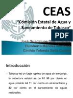 Ceas Comision Estatal de Agua y to Tabasco
