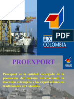 PROEXPORT EXPOSICION....