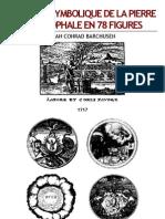 [Alchimie] Barchusen Jean Conrad - Traité Symbolique de la Pierre Philosophale
