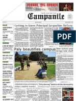 The Campanile (Vol 90, Ed 1) published Oct 1, 2008