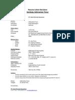 KPN Resume