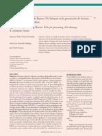 Efectividad de la Película Barrera No Irritante en la prevención de lesiones de piel - Articulo