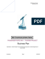 Business Plan on Ropeway Project Hyderabad India