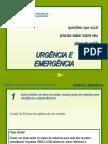 Urgência e emergência