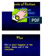 Elements of Fiction Hand