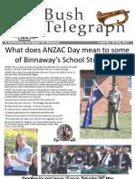 May 2011 Binnaway Bush Telegraph