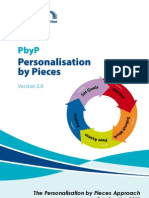 Personal is at Ion by Pieces Approach PbyP v7