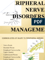 Peripheral Nerve Disorders & Management