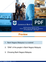 Bank Negara Career