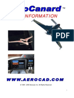 Aerocad Info
