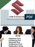 Maruti Suzuki Strategic