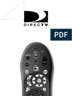 Directv Blue or Black Remote Control Manual[1]