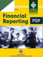 CA Final - Financial Reporting Vol. 1