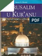 Jerusalim u Kuranu - Imran N Hosein