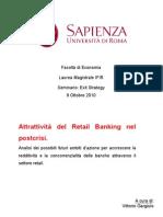 Leve Retail Banking VGargiulo