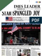 Times Leader 05-03-2011