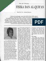 Achmad Baiquni Filsafat Fisika Dan AlQuran Reupload