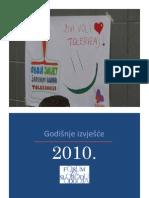Izvješće za 2010