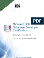 Microsoft Database Developer Course