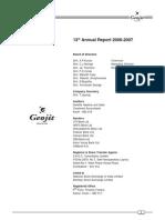 Geojit Annual Report