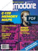 Commodore Microcomputer Issue 39 1986 Jan Feb