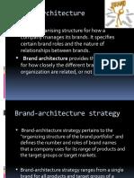 Brand Architecture Nike