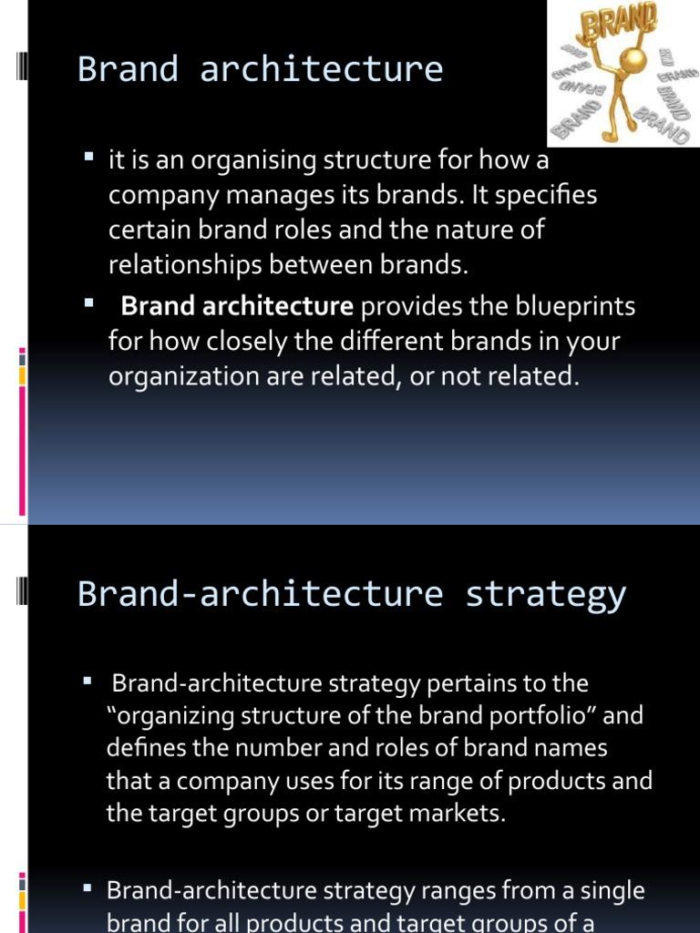 Brand architecture of nike Custom paper Example - September 2019