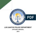 LSPD Manual