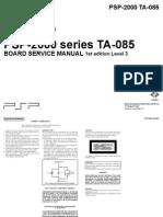 PSP 2000seriesTA 085